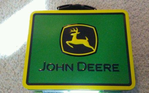 John deere lunch box