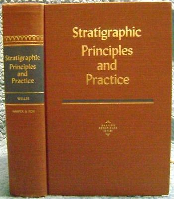 Stratigraphic Principles, Geology, Stratigraphy, Reference, Weller