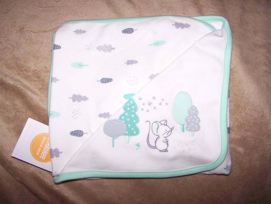 Gymboree NWT Newborn Unisex Essentials Mouse Blanket