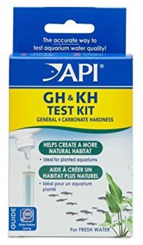 API GH And KH Test Kit Fresh Water Liquid Tester Aquarium Fish