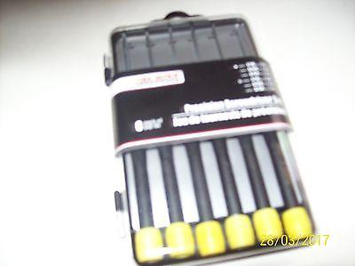 Tool Bench Hardware 6 pc screwdriver set