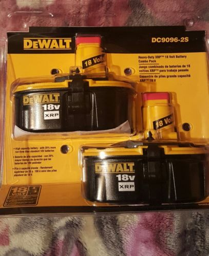 GENUINE DEWALT DC9096-2s