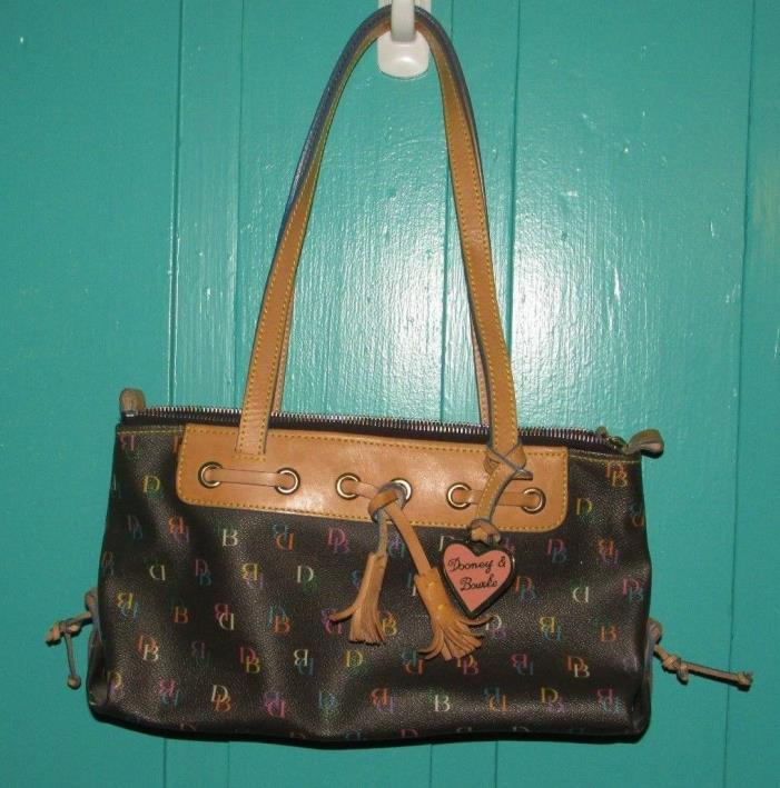 Dooney & Bourke Print Handbag