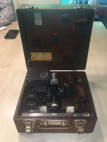 World War II Era A-10A Sextant Used by US Army