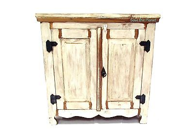 Small cabinet Eco-friendly 100% reclaimed peroba wood