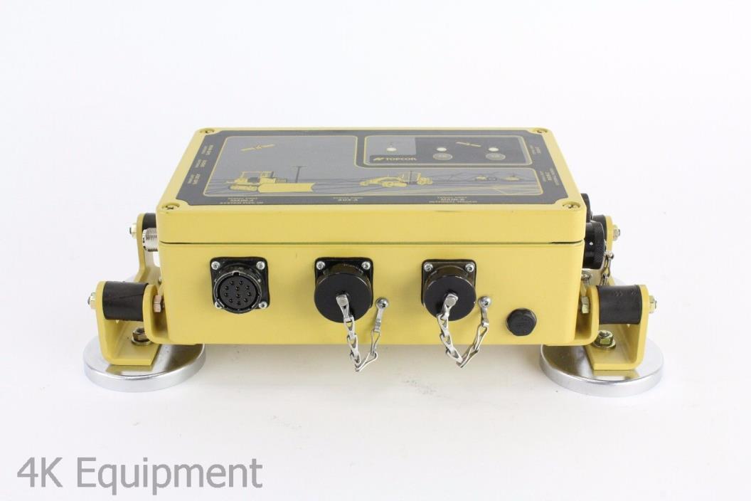 Topcon 9902 System 5, GNSS GPS Receiver, 450-470 MHz PDL Radio