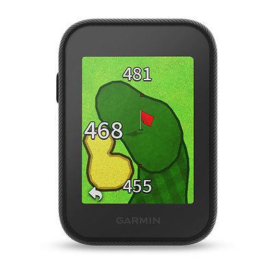 Garmin Approach G30 Handheld GPS-Black/White