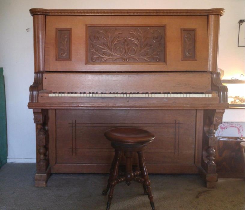 Cornish Antique Upright Piano For Sale Classifieds