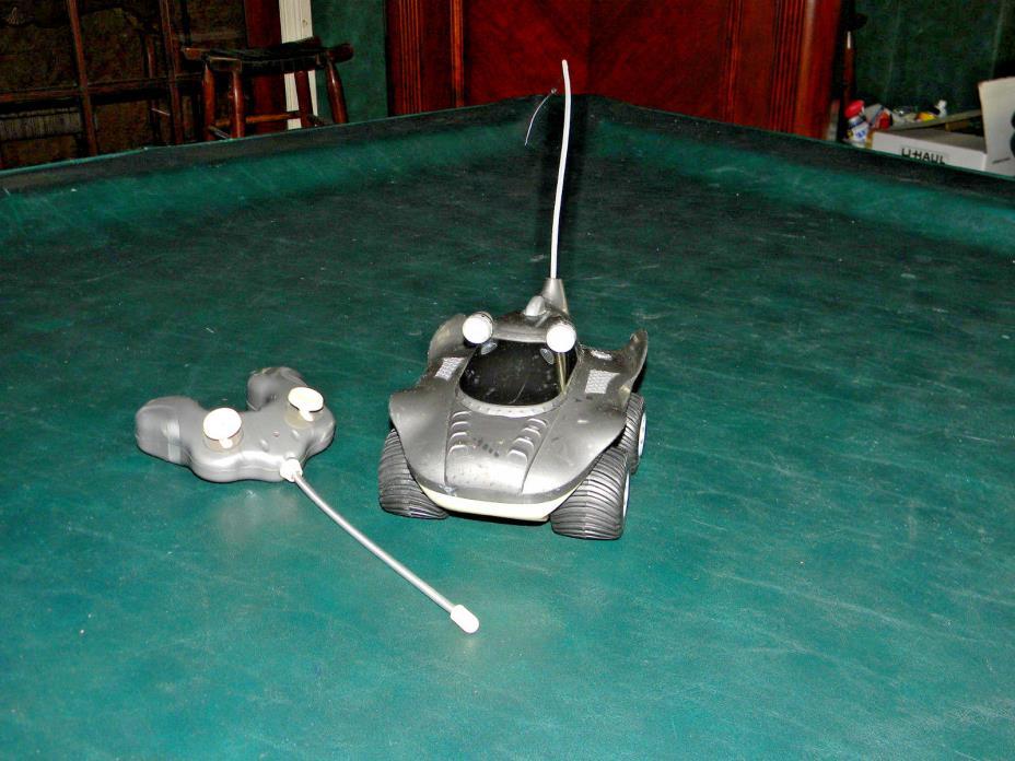Kid Galaxy Amphibious RC Car Morphibians Shark. RC Toy 27 MHz TESTED & Works GR8