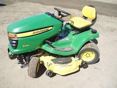 2008 John Deere X324 Garden Tractors