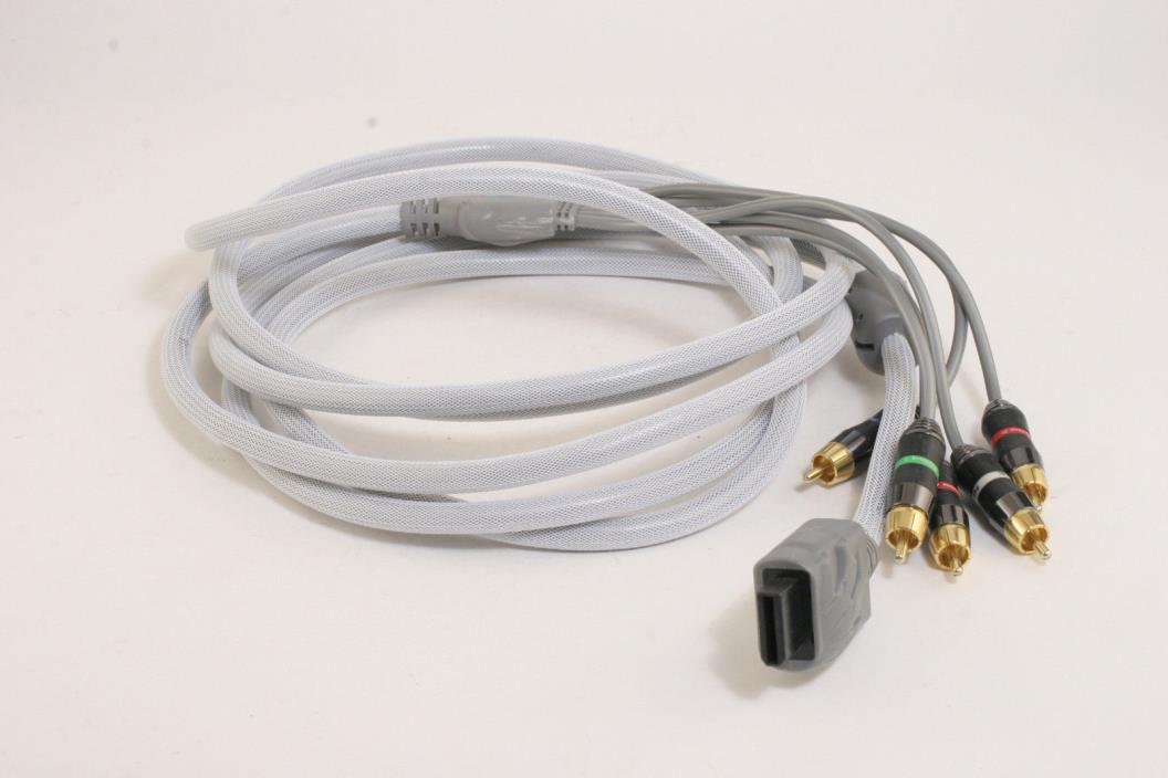 Psyclone Component Video Cable for Nintendo Wii; UN 602186