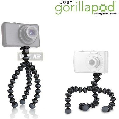 JOBY GorillaPod Original Tripod for Point and Shoot Cameras up to 325g (11.5