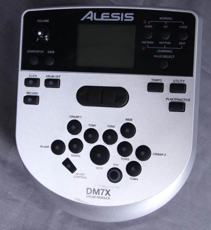 Alesis DM7X Electronic Drum Module