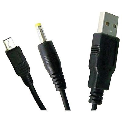 INNOVATION 7-38012-54823-2 PSP(R) 2-in-1 USB Data Transfer Cable & Charger 4