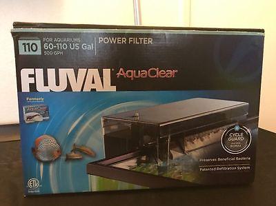 Fluval AquaClear 110 Power Filter