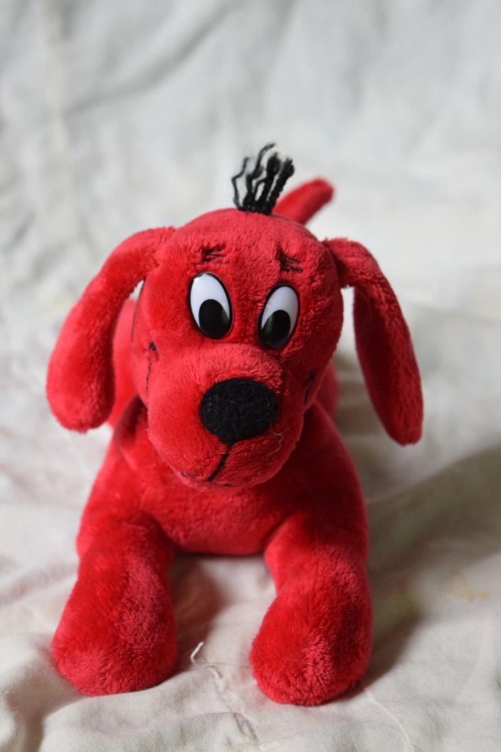 Clifford the Big Red Dog Plush 11