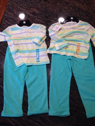 Carters 3t & 24 Months Outfits