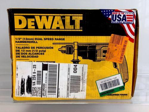 DeWALT DC970K-2 18V NiCd 1/2