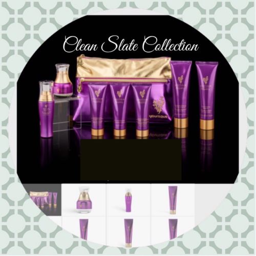 Younique Skin Care Clean Slate Collection Set