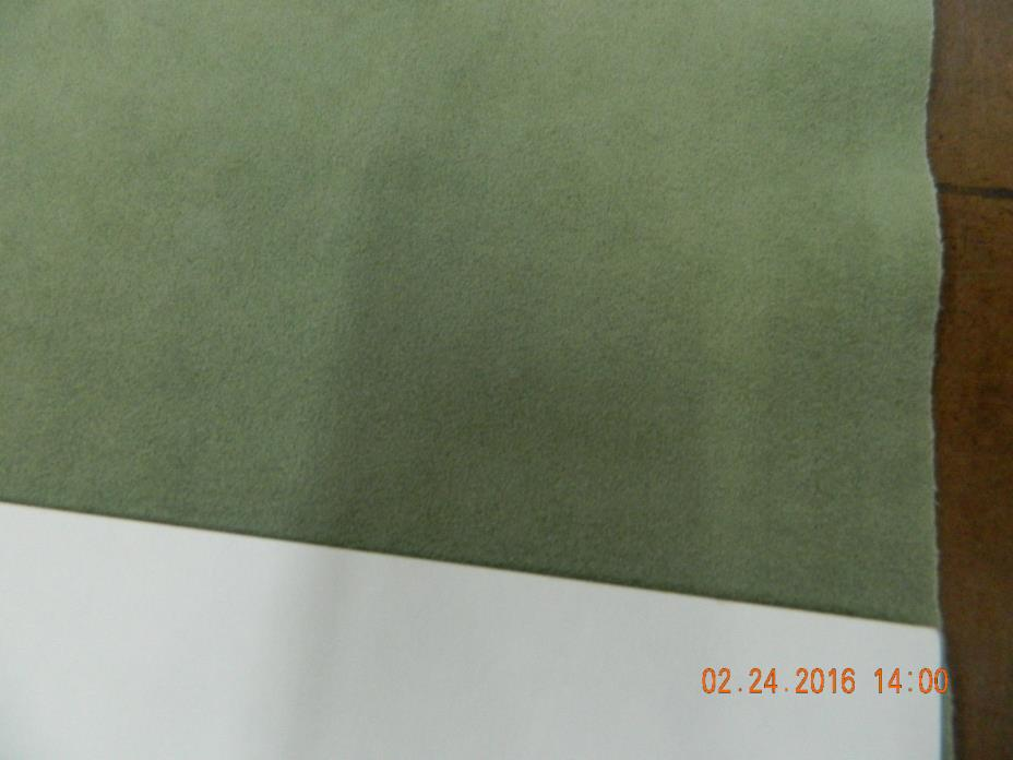 #4504 Willow  Toray Ambiance/HP Ultrasuede Microfiber fabric,  3  yds.