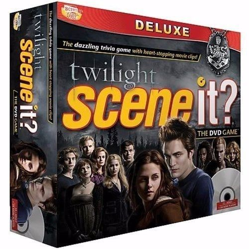 Twilight Scene It? The DVD Game Ages 13+ - New