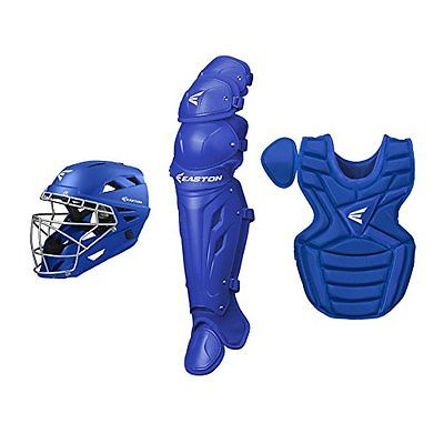 Easton M7 Catcher's Gear Box Set - Intermediate - Royal A165321RY