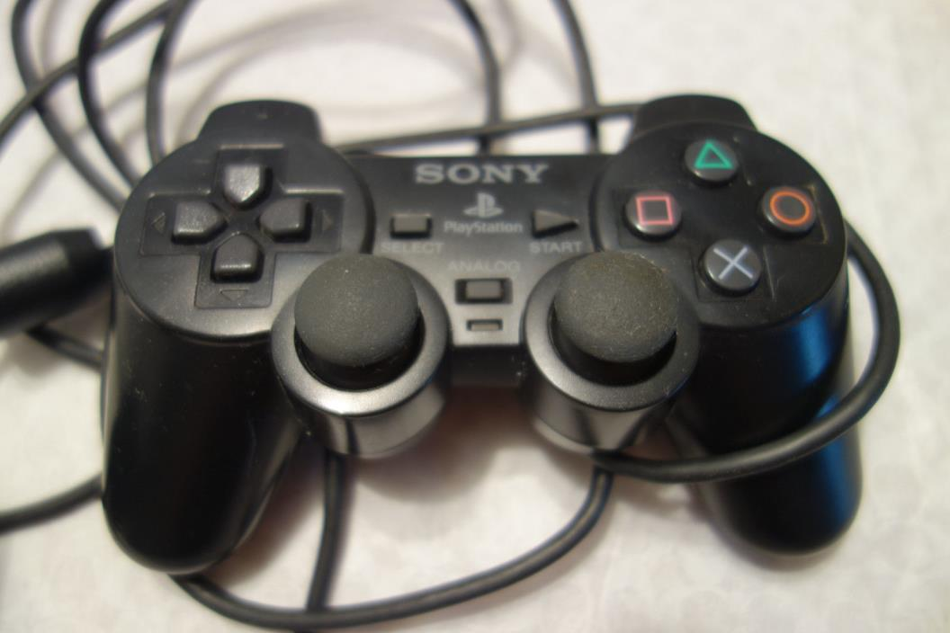 Original Sony Playstation 2 Dual Shock Analog Controller SCPH-10010