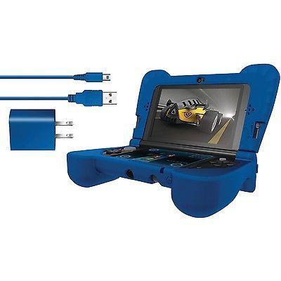 DREAMGEAR DG3DSXL-2274 Nintendo 3DS(R) XL Power Play Kit (Blue) #845620022748 Fr