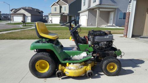John Deere 178 Lawn Tractor : John deere lx for sale classifieds