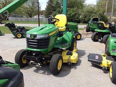 2013 John Deere X734 Garden Tractors