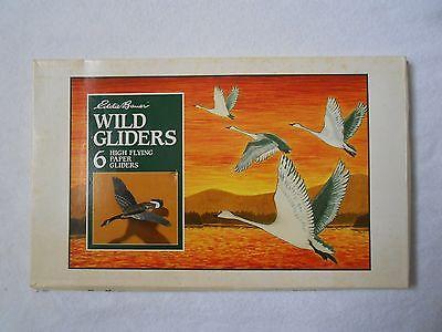 Vintage Eddie Bauer Wild Gliders Kit (Incomplete)