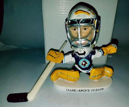 Marc Andre Fleury Wilkes-Barre Scranton Pittsburgh Penguins Hockey Bobblehead