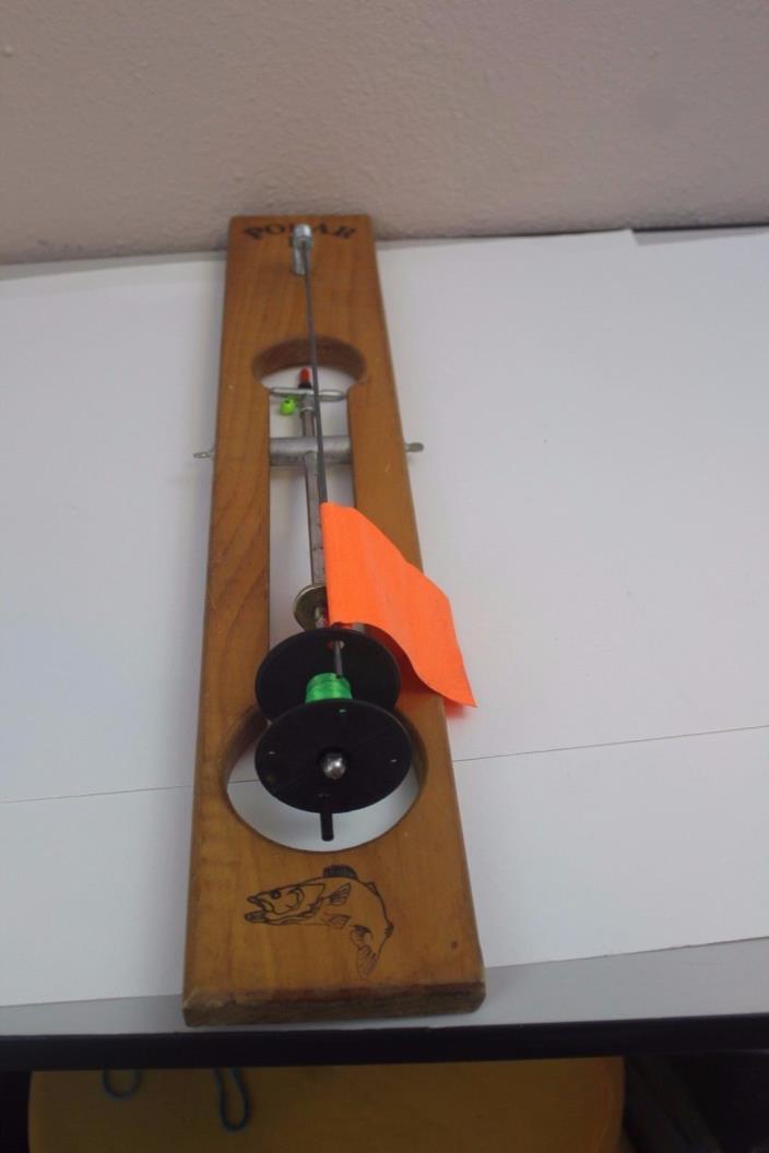 Polar II Ice Fishing Pole