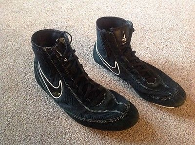 Nike Wrestling Shoes size 12.5