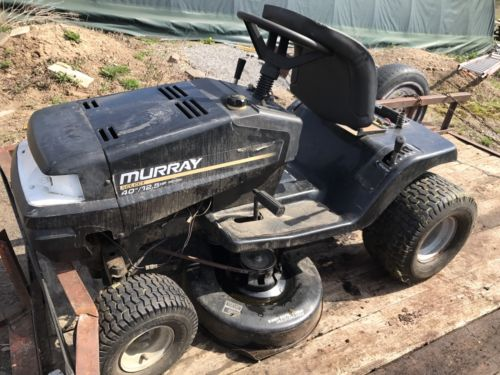 Murray Garden tractor 40 inch 14 hp Briggs & Stratton Tires Engine For parts
