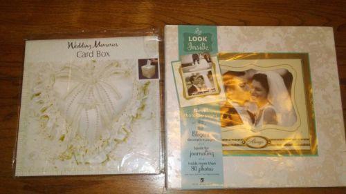 wedding money card box photo album