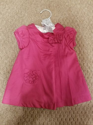 MIGNONE toddler girls lavendar dress with butterfly size 4t