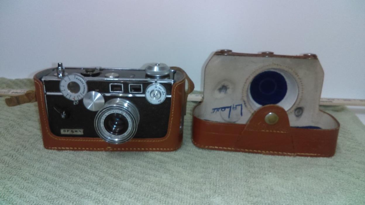 Vintage Argus Coated Cintar Camera