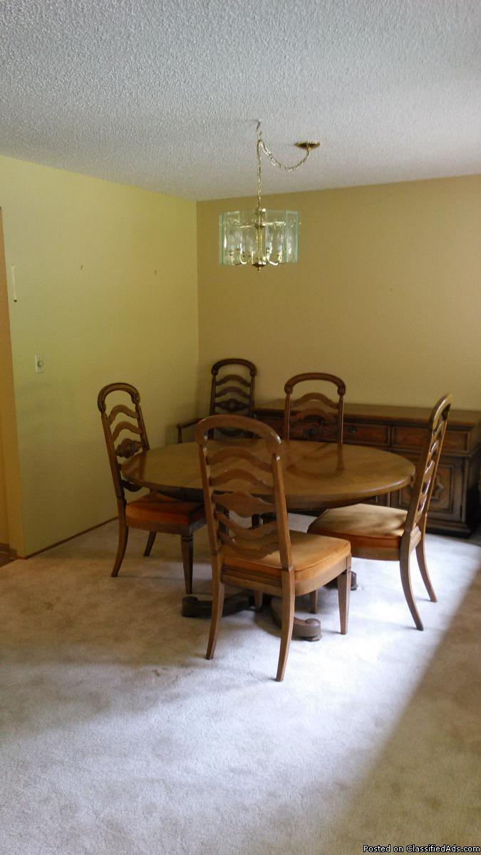 dining room set 6 chairs