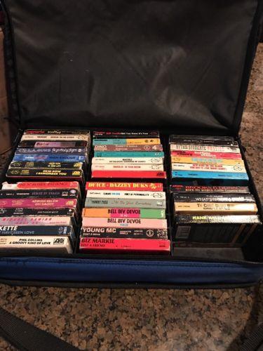 Lot Of Cassette Singles