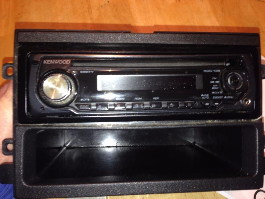 2004 Ford F150 Stereo