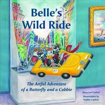 Belle's Wild Ride by Mary Lee Corbett Hardcover Book (English)