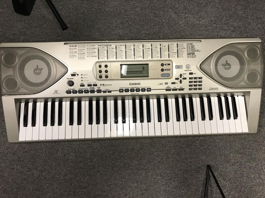 Casio CTK-900 Piano Keyboard Organ