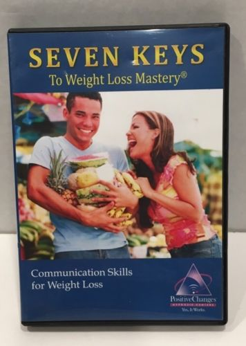 Positive Changes Hypnosis Seven Keys to Weight Loss Communication Skills