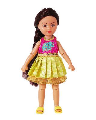 Madame Alexander India Travel Friends Doll
