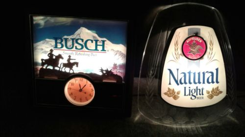 Busch Beer Lights For Sale Classifieds