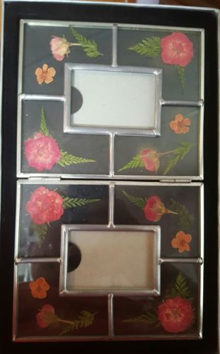 DOUBLE HINGED FRAME ALEX'S OUTLOOK HOLDS 2×3 PICTURES NEWS