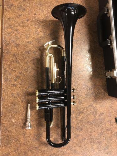 giardinelli trumpet GTR 312 Bb Student Trumpet Black