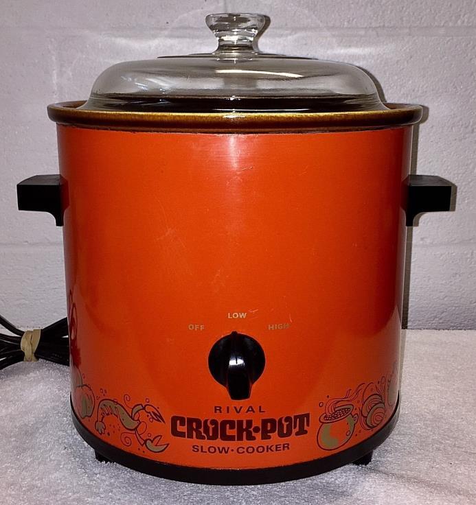 Rival Crock Pot Vintage For Sale Classifieds