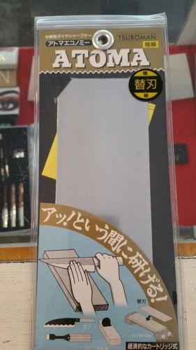 TSUBOMAN ATM75-12C ATOMA Economy Diamond Sharpener Spare Blade #1200 (126855)